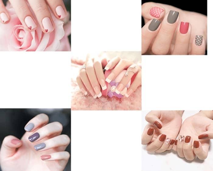 sơn móng tay