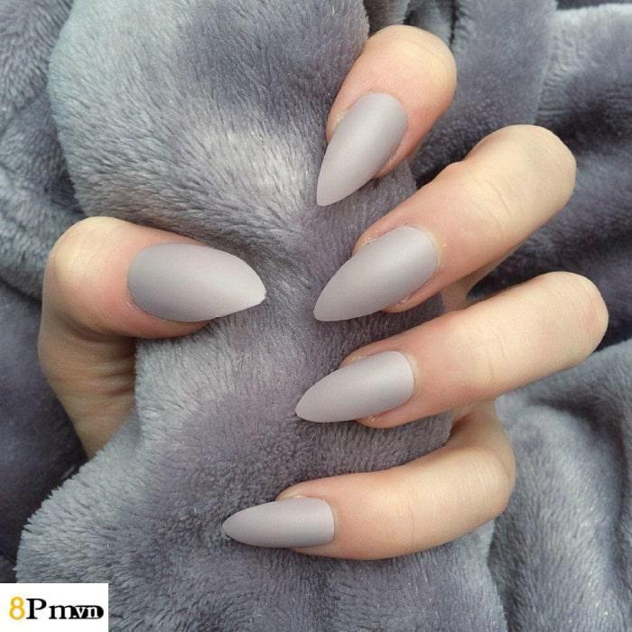 các mẫu sơn móng tay đẹp