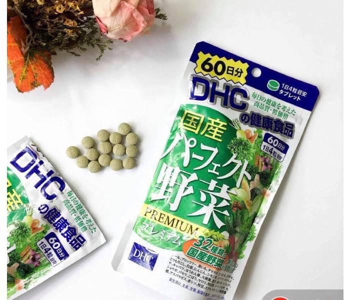 viên uống dhc vitamin c review