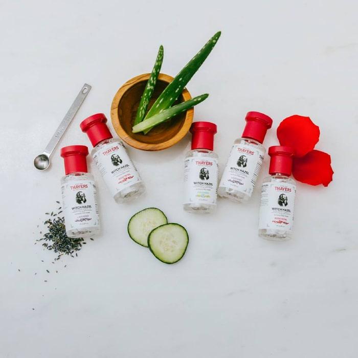 review nước hoa hồng cho da dầu mụn